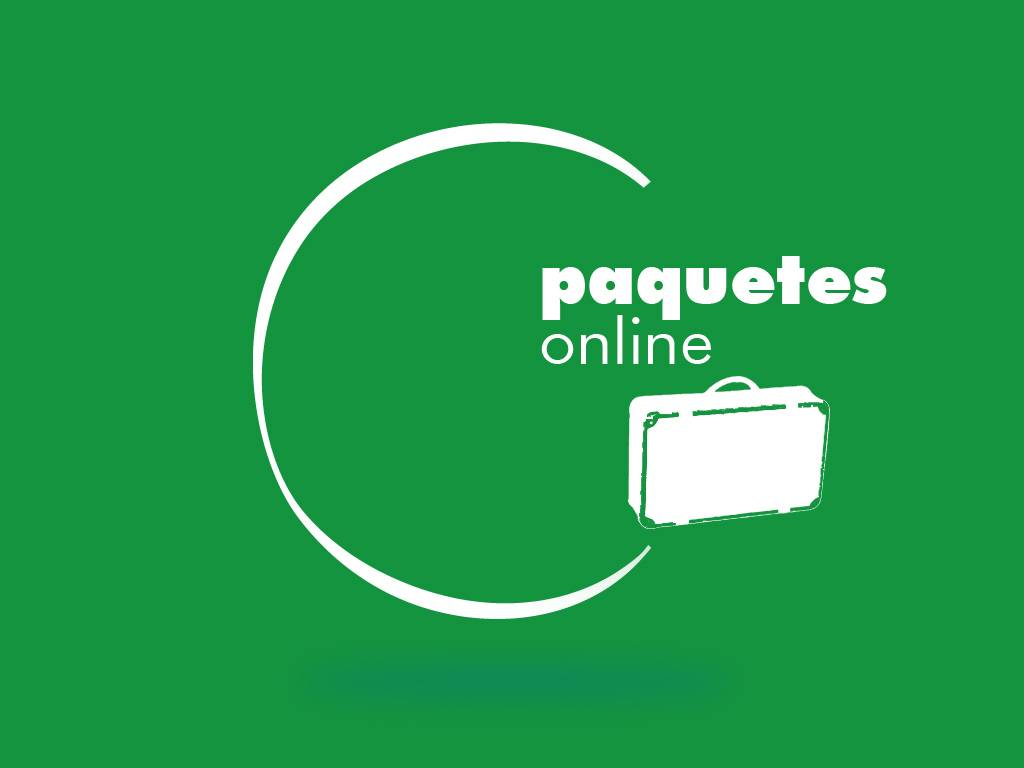 PAQUETES ONLINE